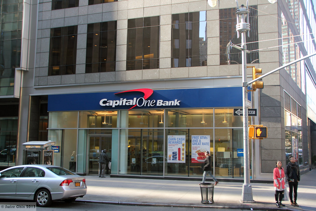 Capital one building