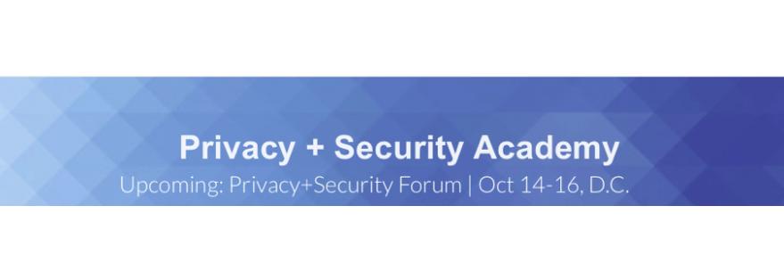 HewardMills at the Privacy Forum in Washington